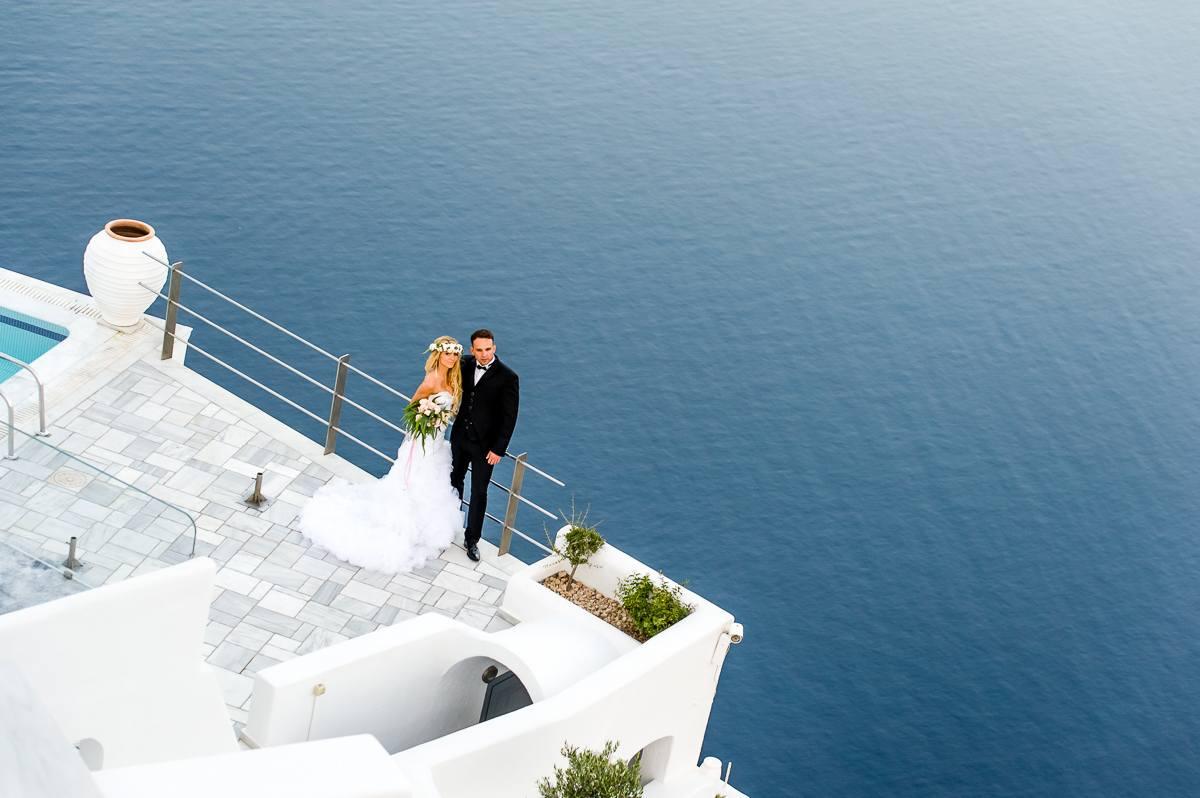 Sesja Ślubna na Santorini