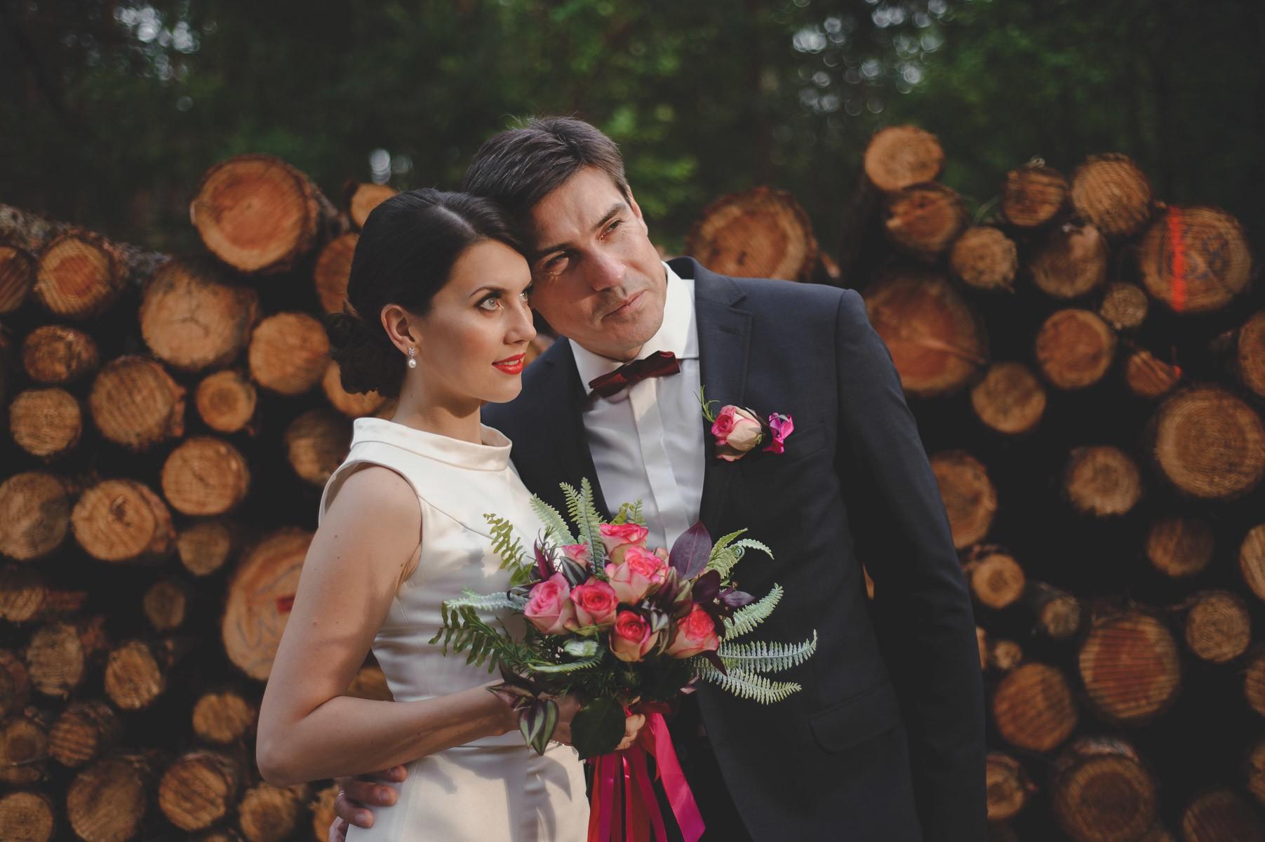 pomysłowy fotograf ślubny