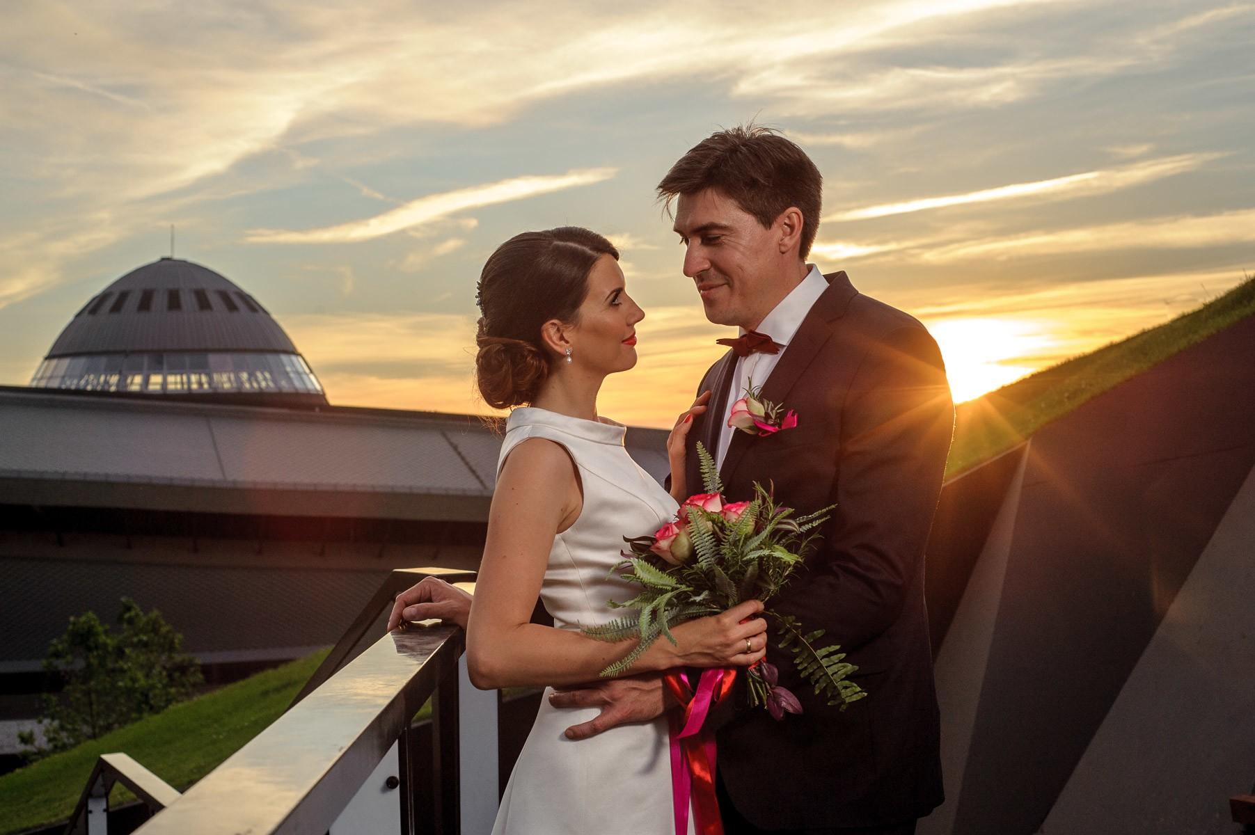 piękne fotografie ślubne Śląsk Małopolska