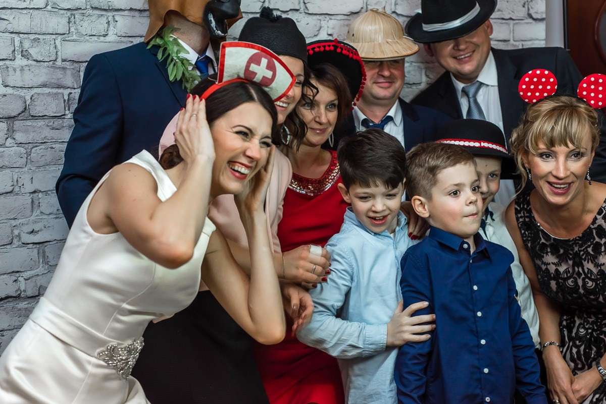 fotobudka na wesele Śląsk Małopolska