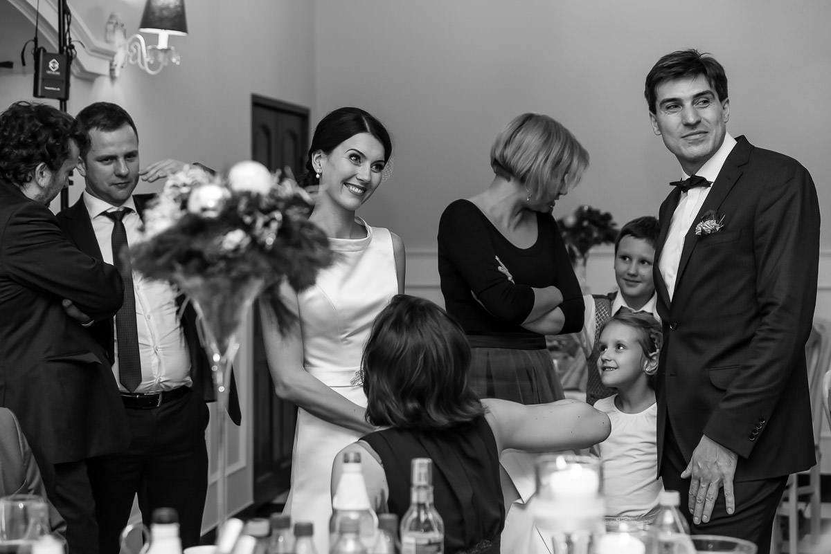 klasyczny fotoreportaż ślubny małopolska Kraków