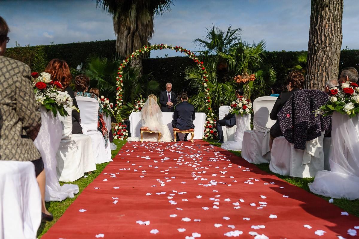 polsko-włoski ślub w Rzymie