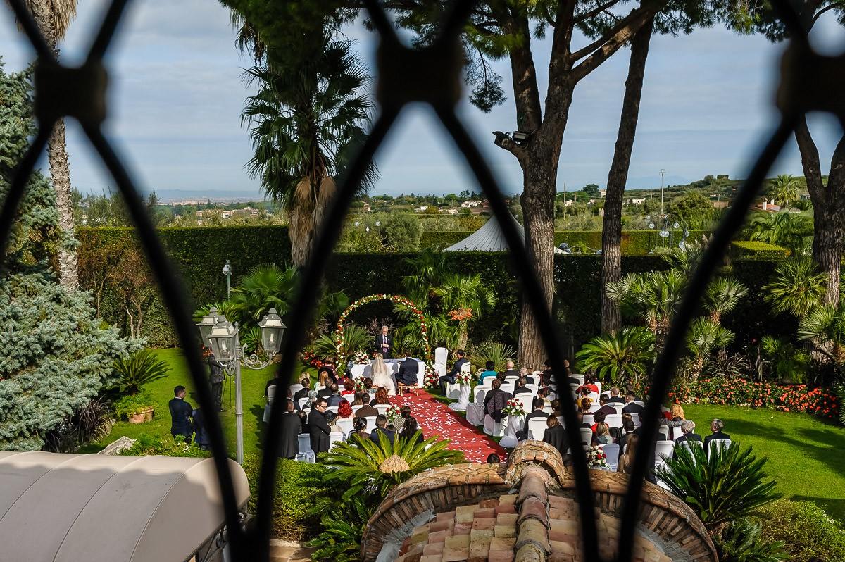 wedding Roma Villa Il Sogno