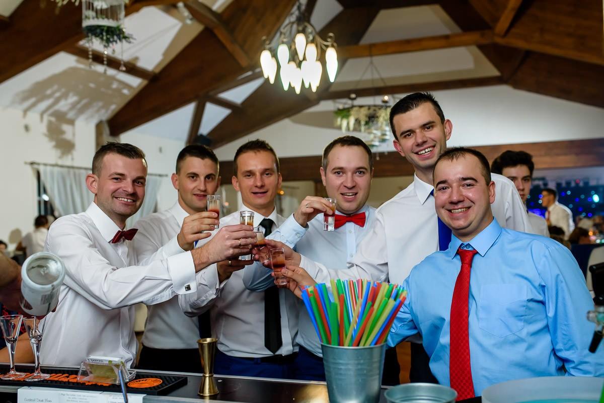drink bar na weselu fotograf ślubny Małopolska Śląsk