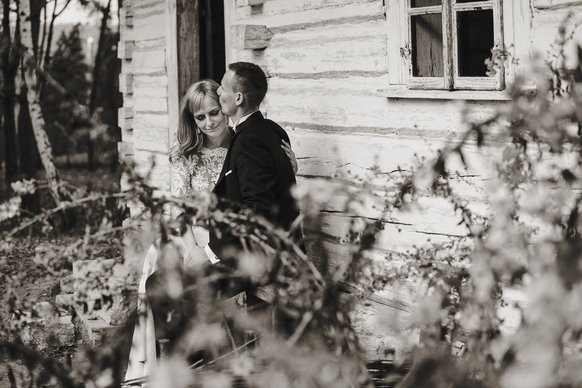 zdjęcia ślubne w stylu retro