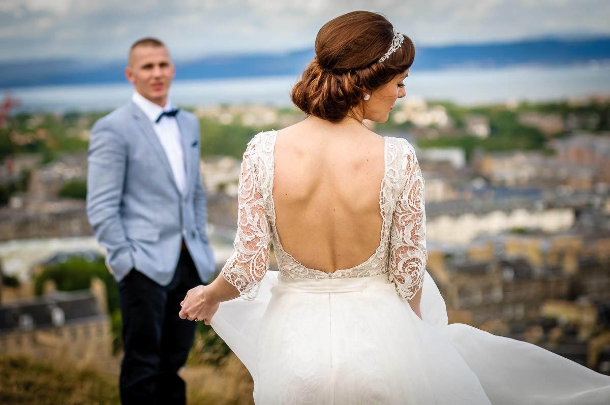 piękne suknie ślubne Katowice Kraków