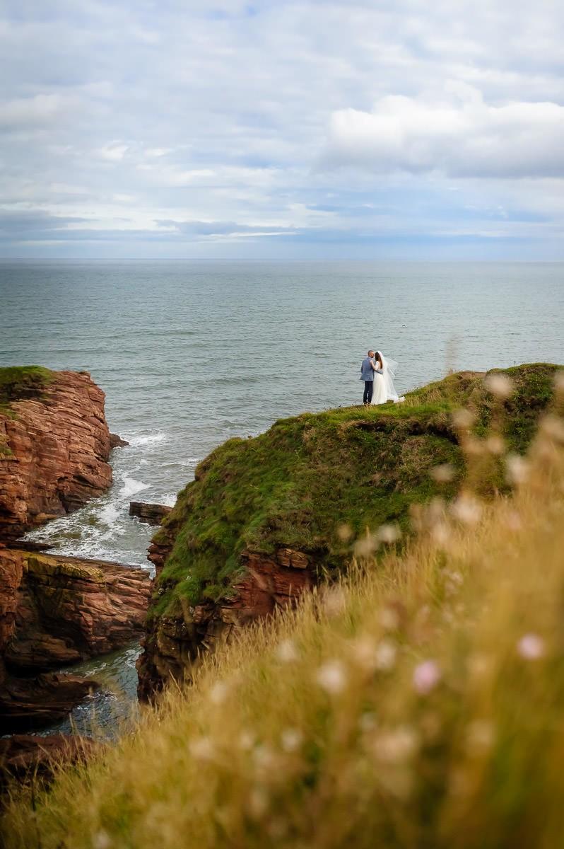 ślubna sesja plenerowa w Szkocji