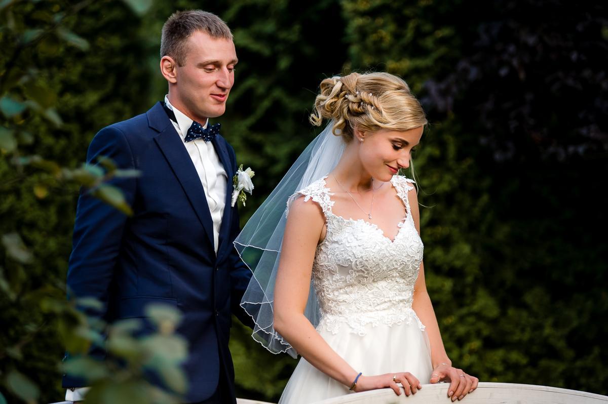 sesja ślubna na ogrodzie Moja Pasja Sosnowiec