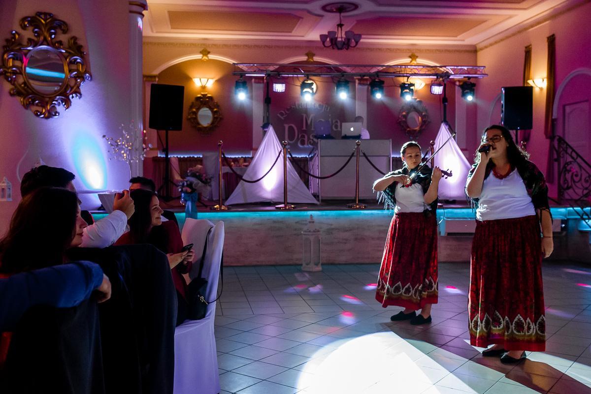 atrakcje na weselu na sali Moja Pasja w Sosnowcu