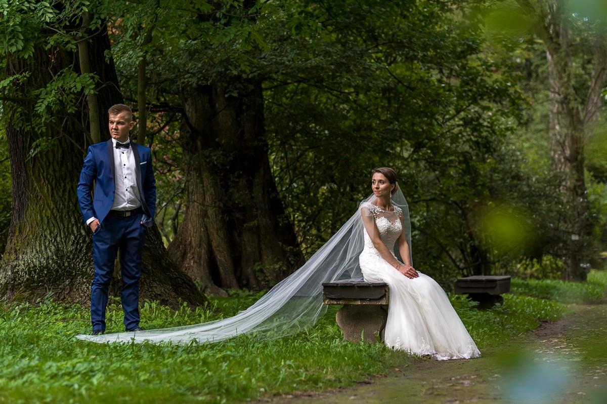 fotografia slubna krakow sesja ogrod botaniczny 117