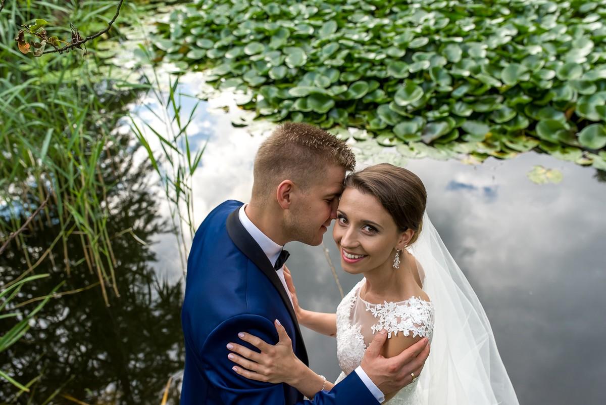 romantyczne sesje ślubne Małopolska Kraków