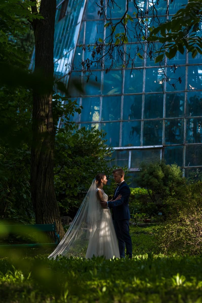 pomysł na zdjęcia ślubne Kraków