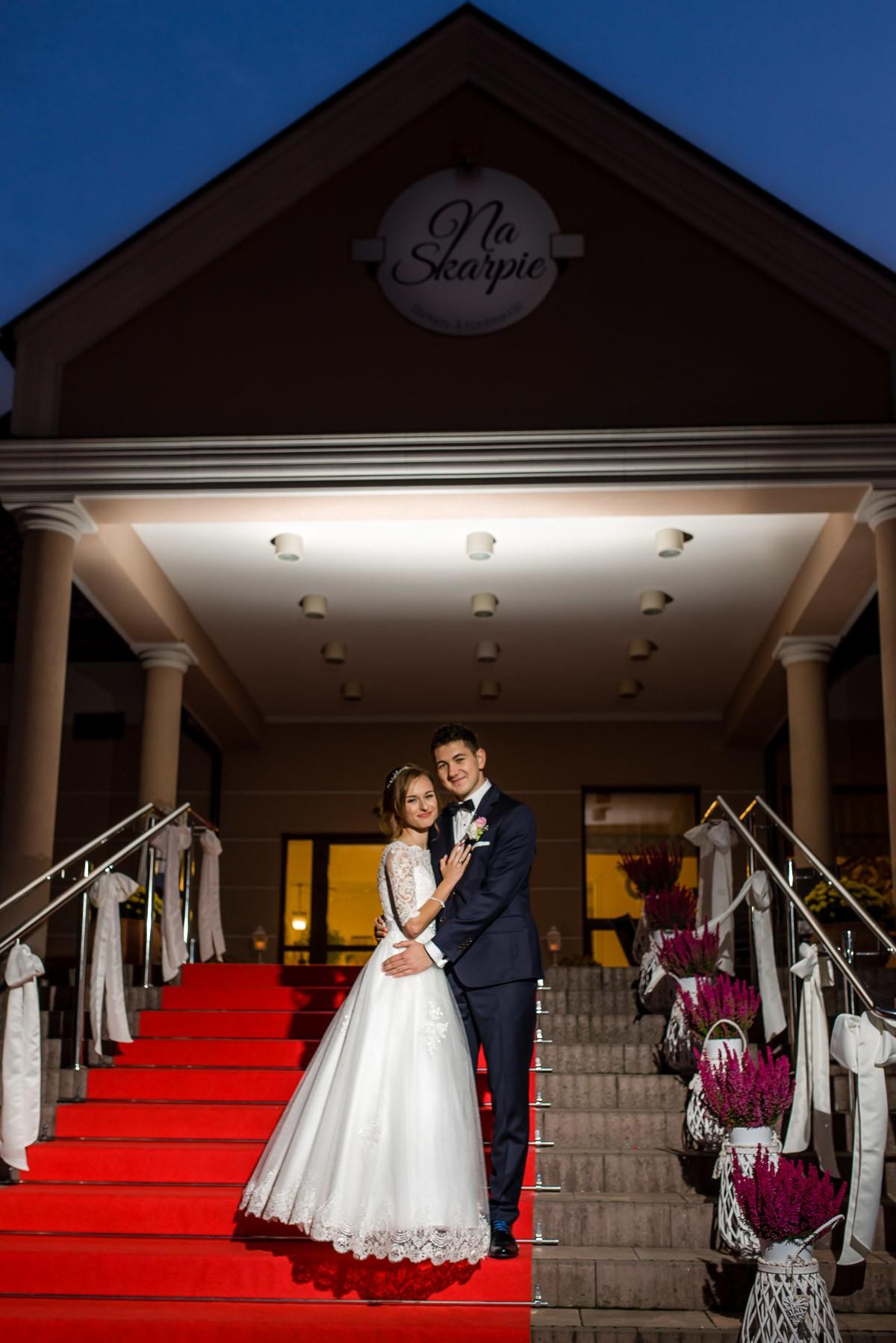 wesele sala Na Skarpie Poręba