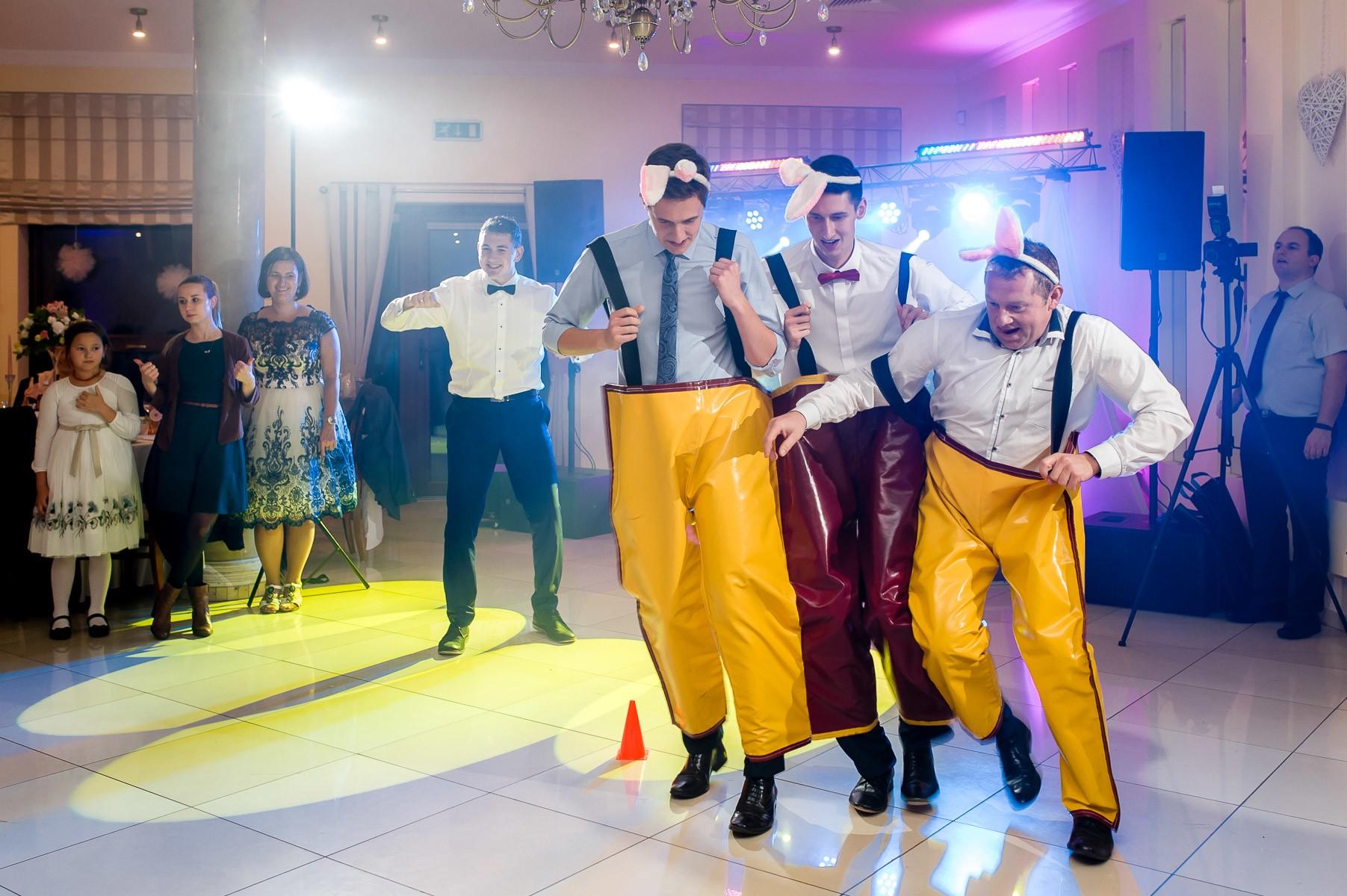 konkursy zabawy weselne Śląsk