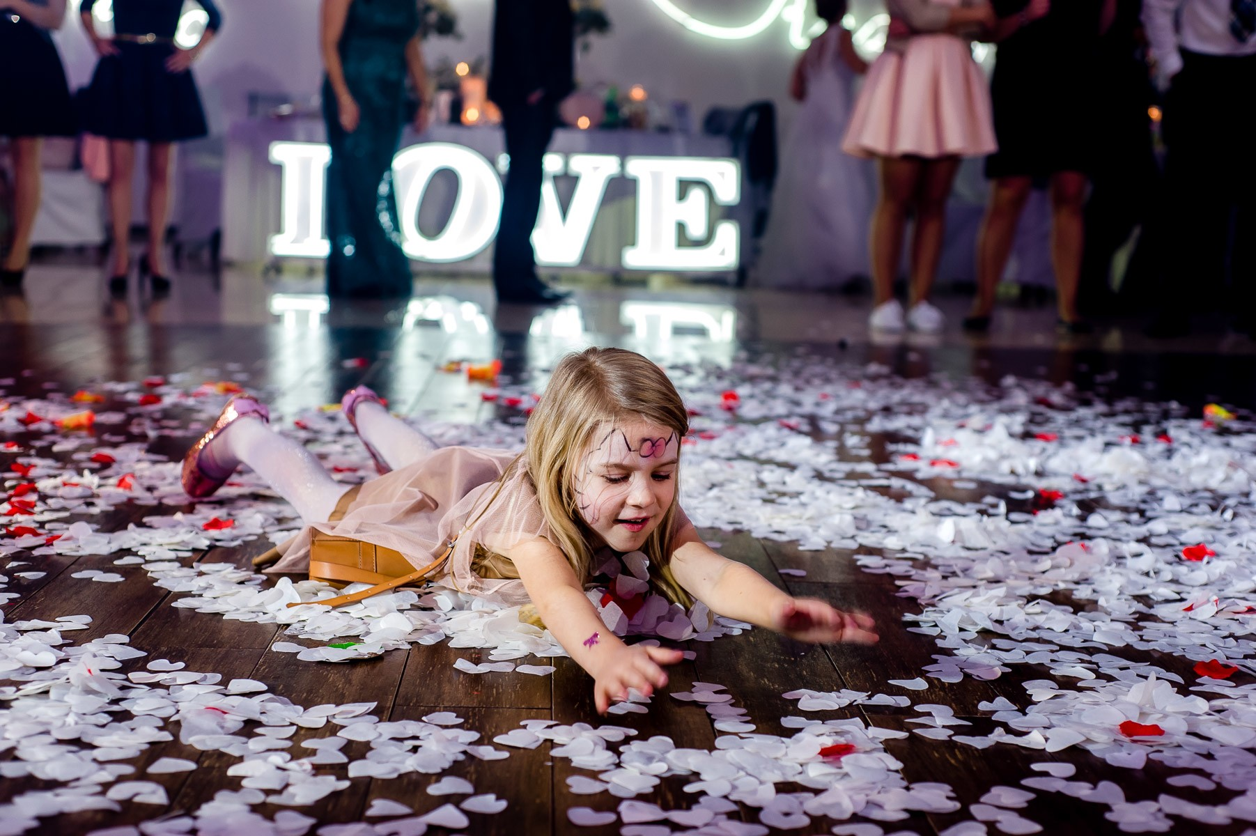 jak zabawić dzieci na weselu