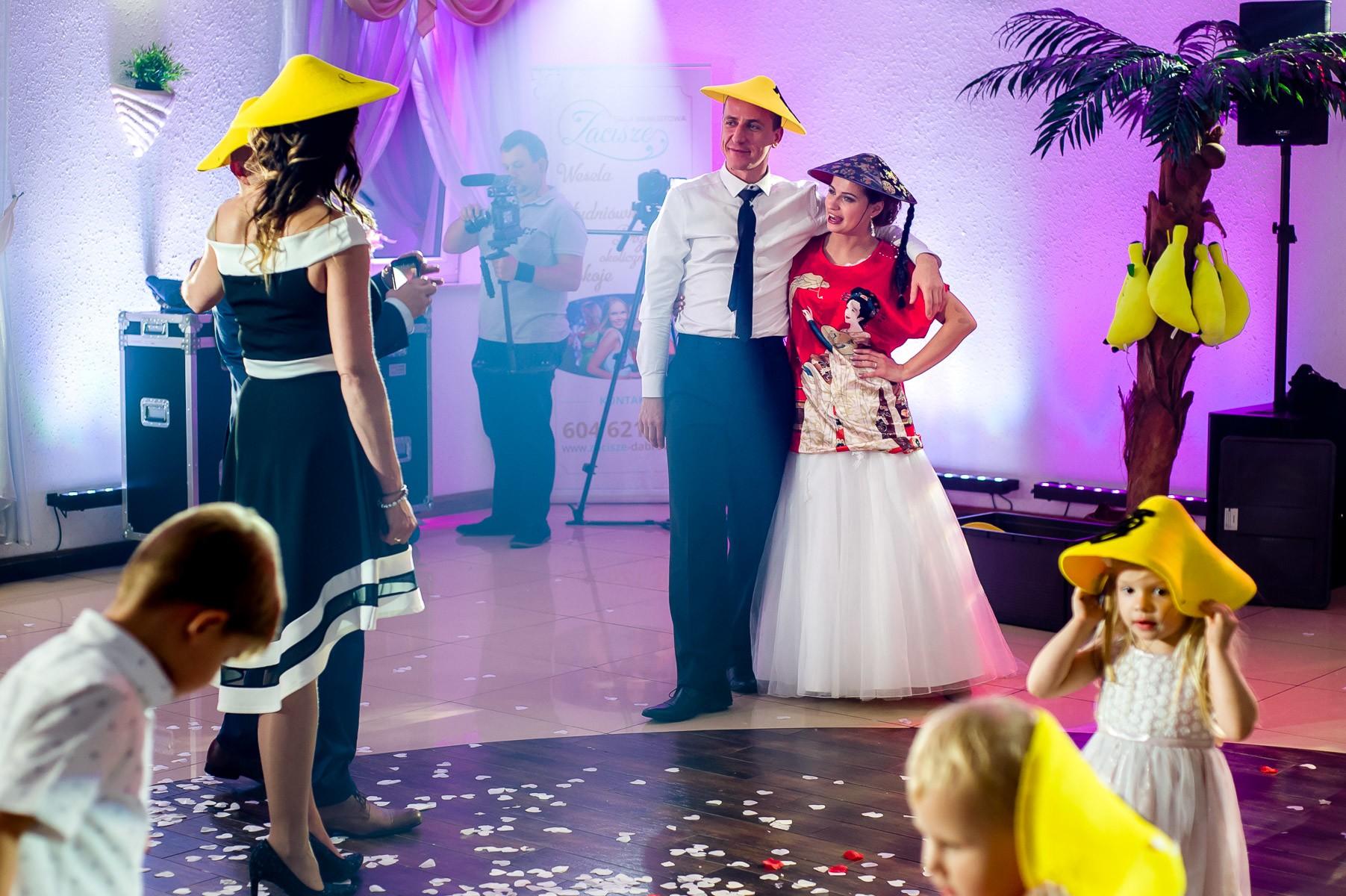 zabawy i konkursy weselne