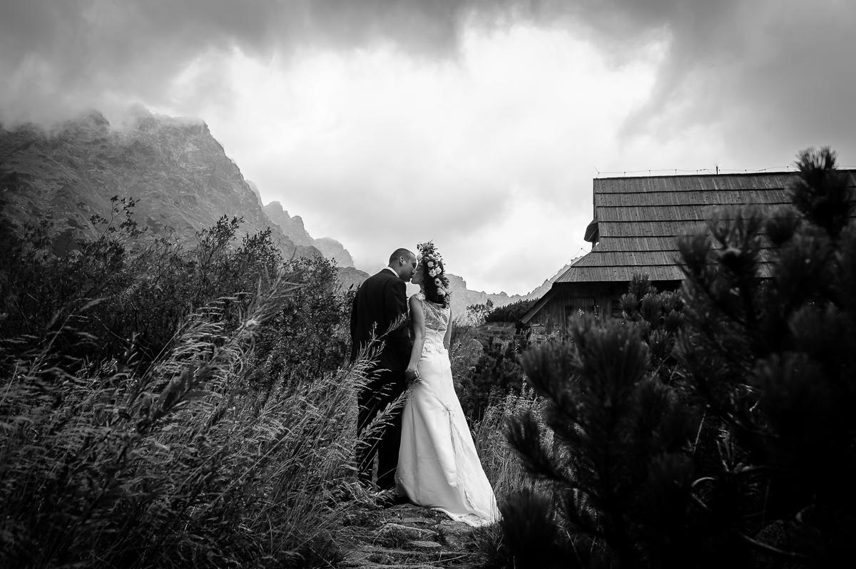 gdzie plener ślubny w górach