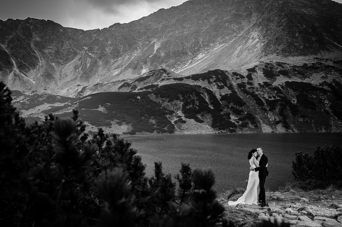 plenery ślubne w górach