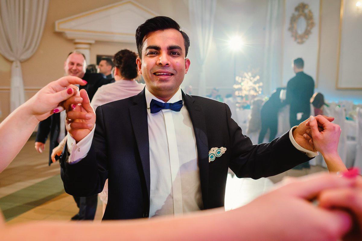 fotograf slubny katowice krakow wesele w stylu bollywood 145