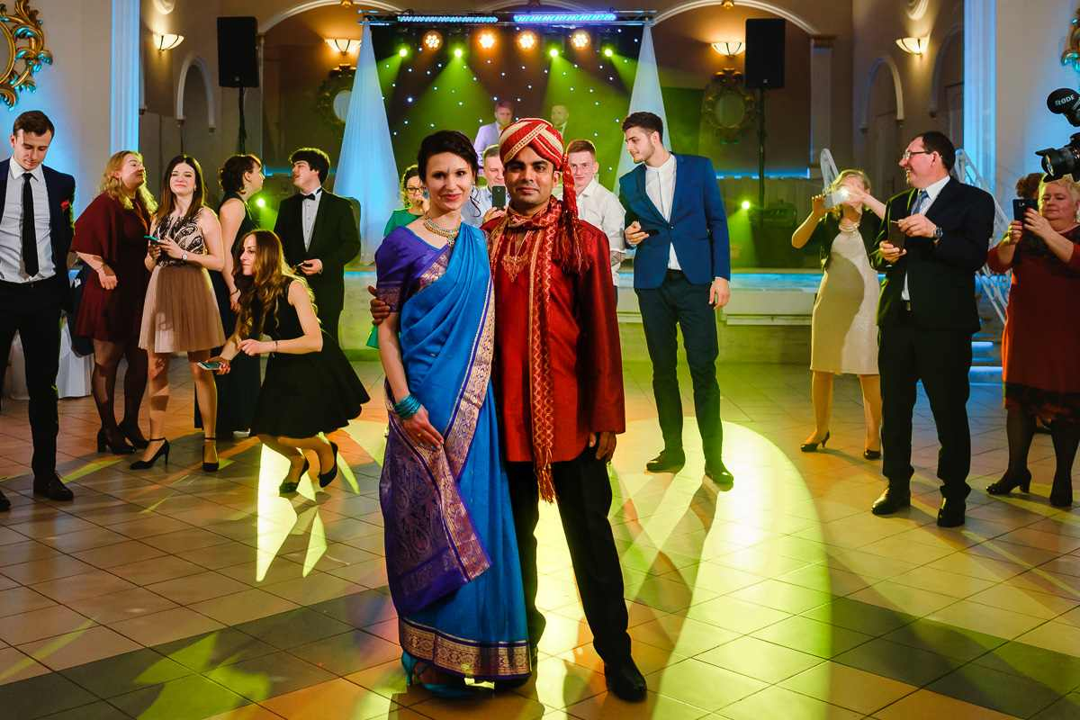 fotograf slubny katowice krakow wesele w stylu bollywood 173