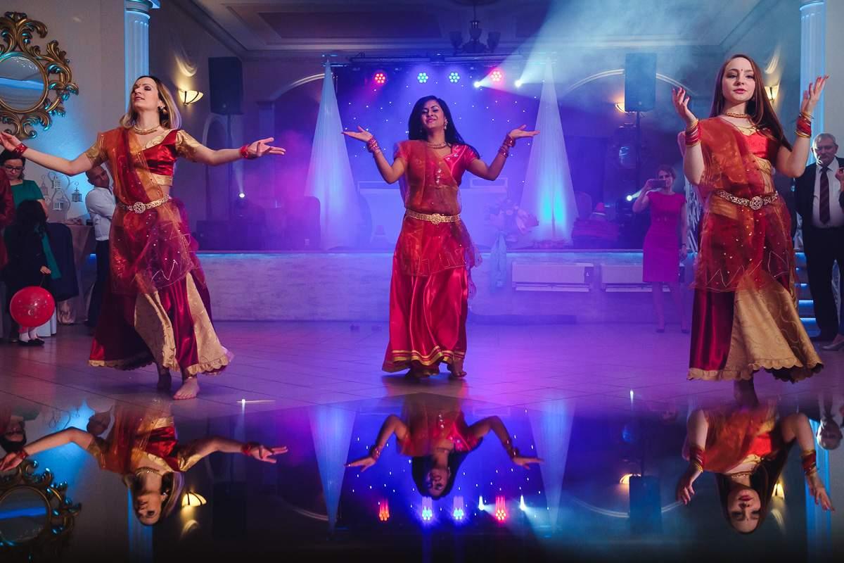 taniec bengalski
