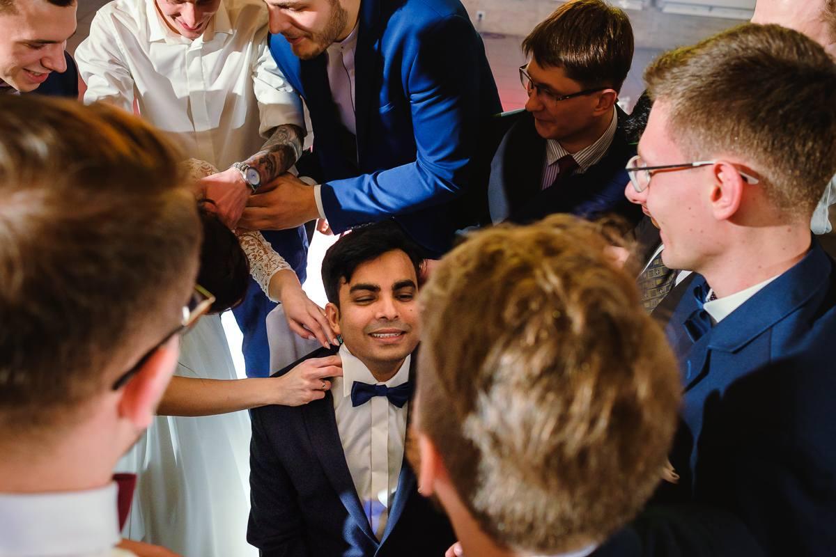 fotograf slubny katowice krakow wesele w stylu bollywood 235