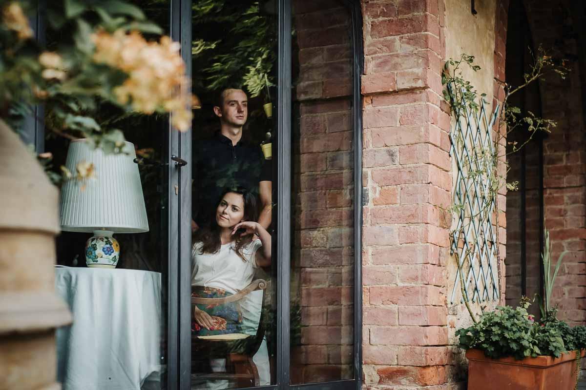 sesja narzeczeńska we Włoszech - fotograf ślubny Śląsk