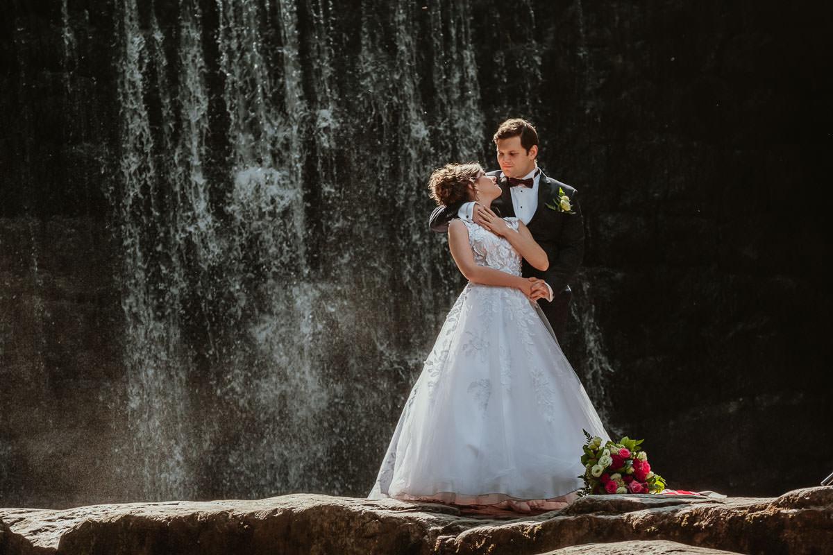 sesja slubna wodospad fotograf slubny katowice 125