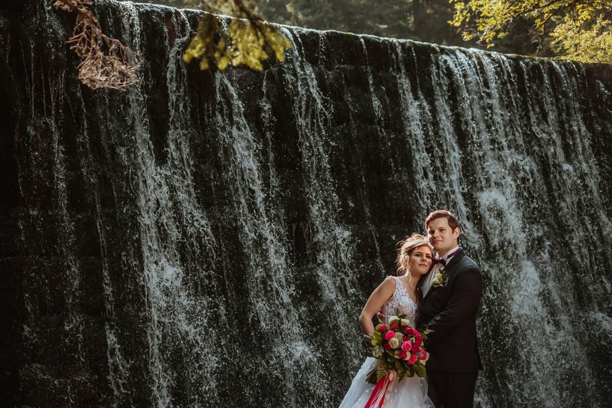 sesja slubna wodospad fotograf slubny katowice 129