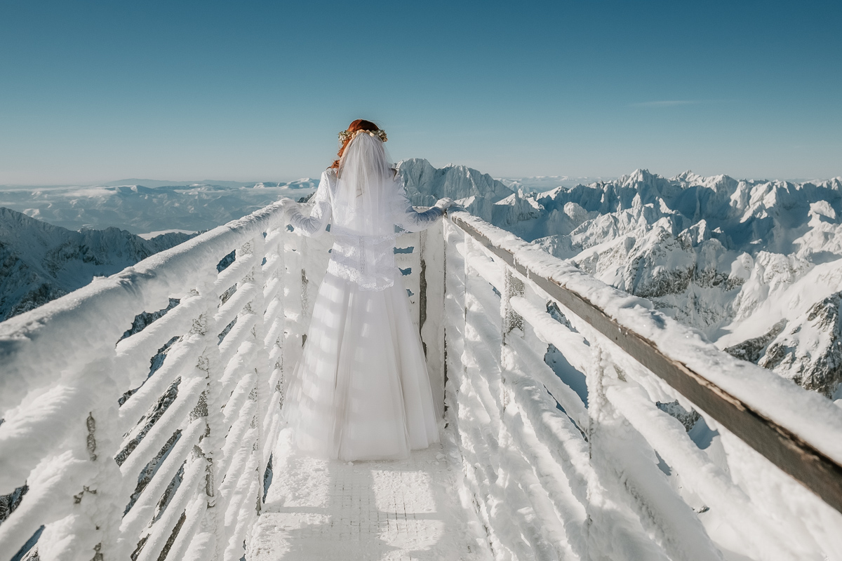 lub wesele sesja ślubna zimą w górach fotogenesis 187