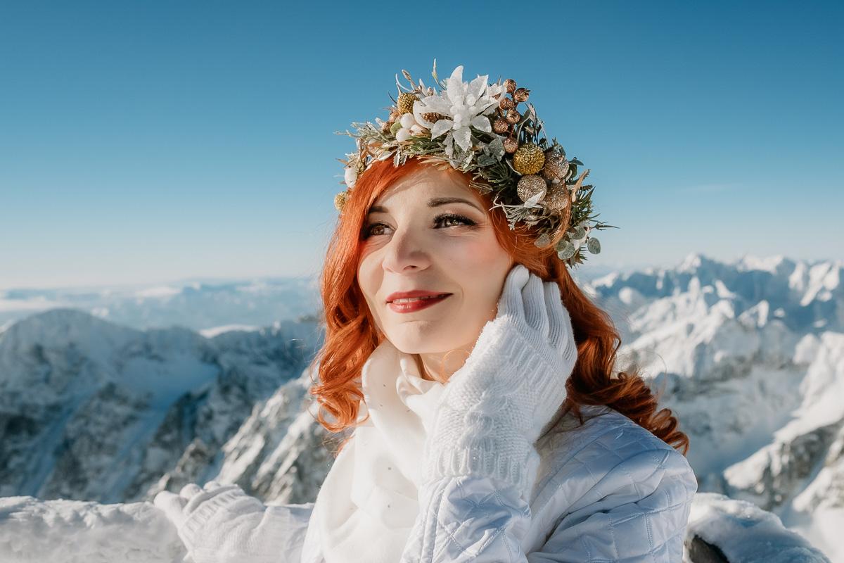 lub wesele sesja ślubna zimą w górach fotogenesis 188
