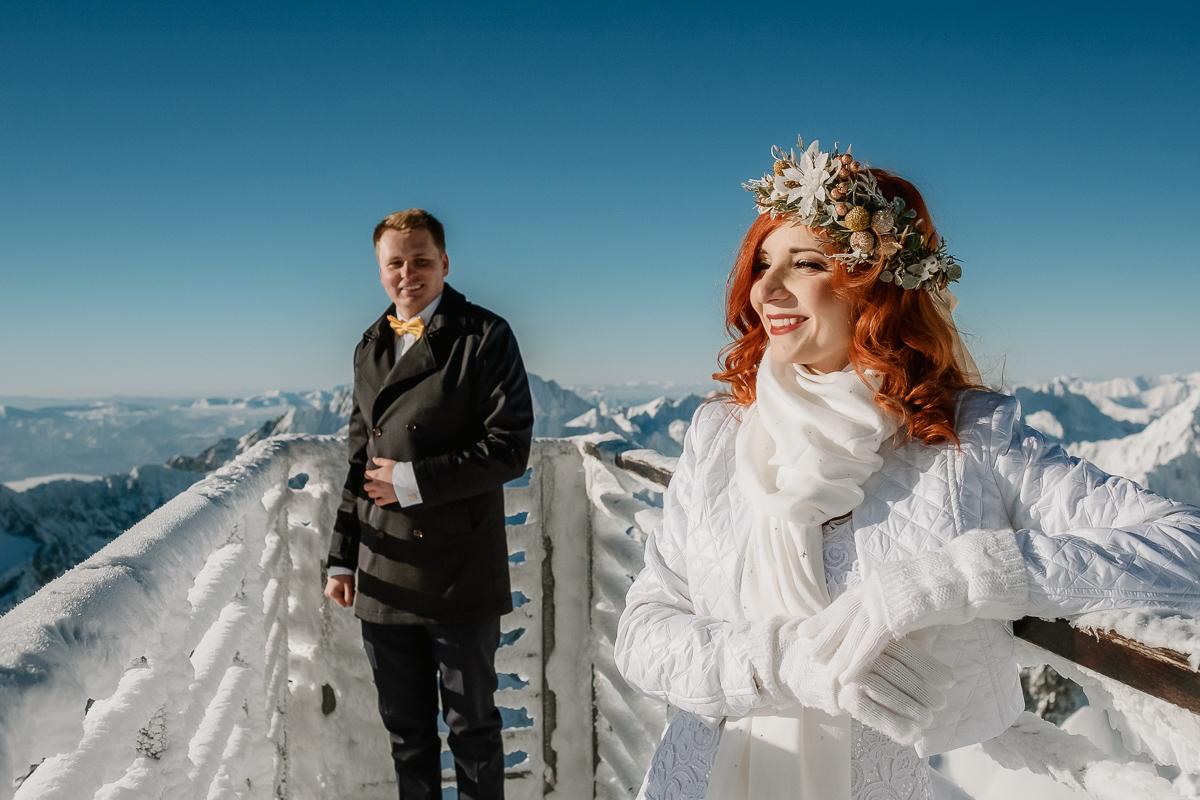 lub wesele sesja ślubna zimą w górach fotogenesis 190