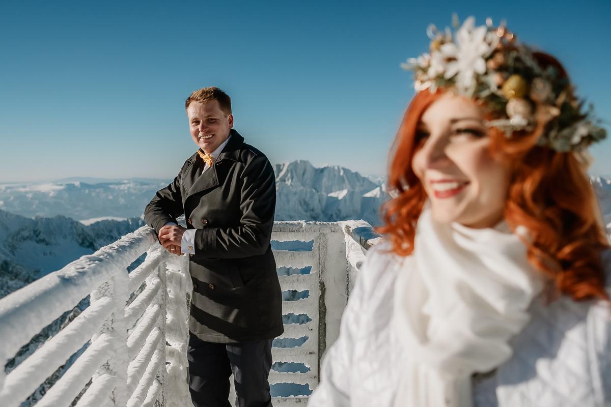 lub wesele sesja ślubna zimą w górach fotogenesis 191