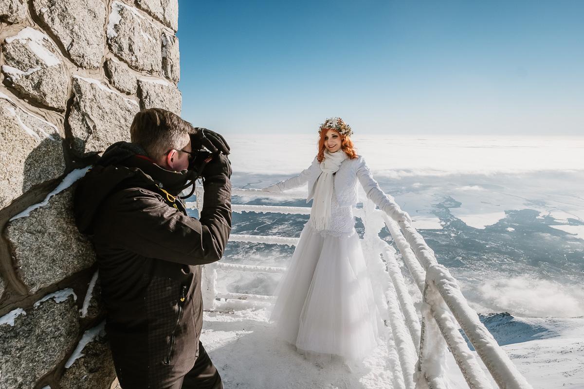 lub wesele sesja ślubna zimą w górach fotogenesis 196