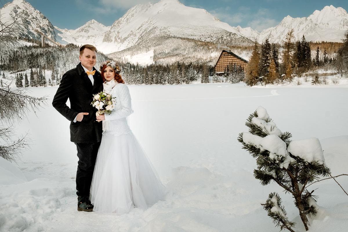 lub wesele sesja ślubna zimą w górach fotogenesis 200