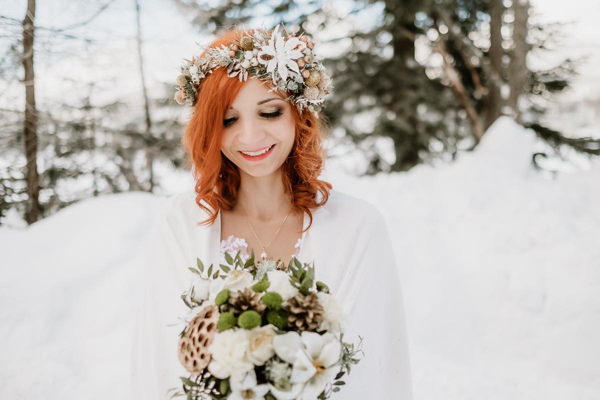 lub wesele sesja ślubna zimą w górach fotogenesis 202