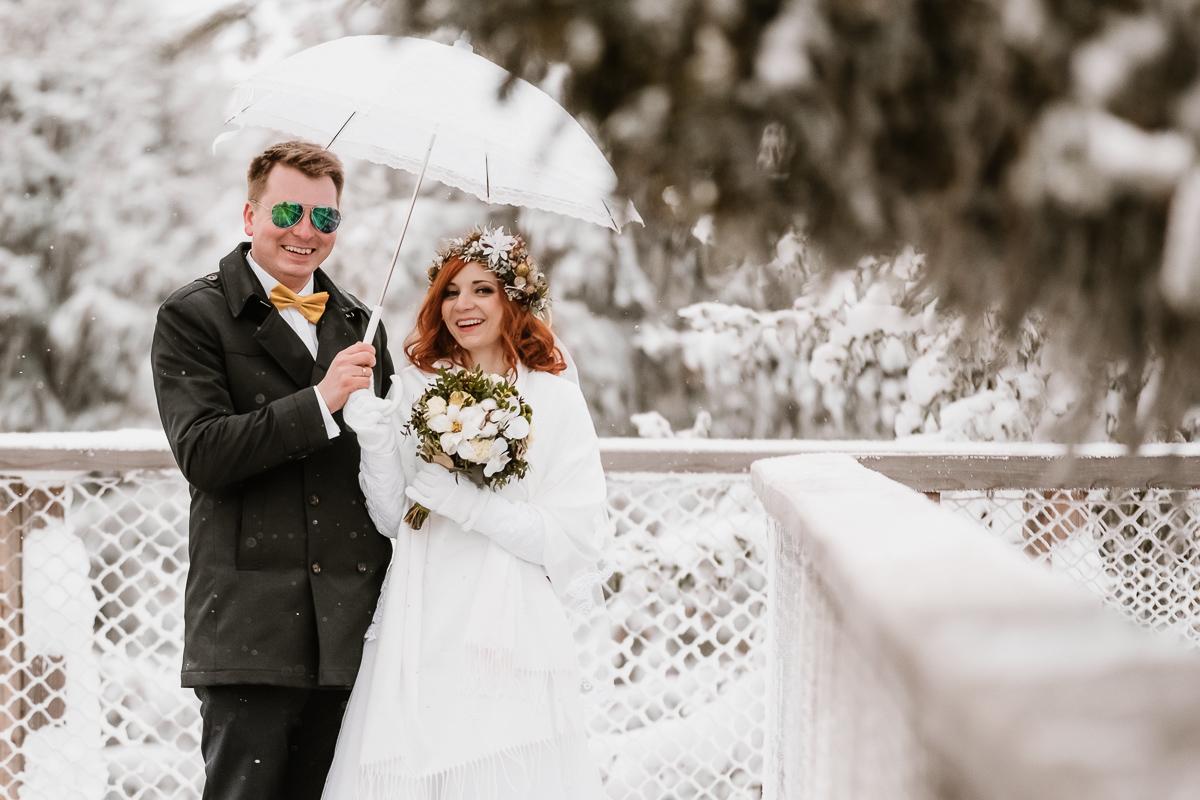 lub wesele sesja ślubna zimą w górach fotogenesis 212