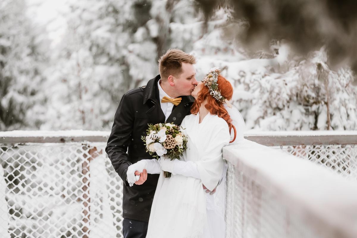 lub wesele sesja ślubna zimą w górach fotogenesis 215