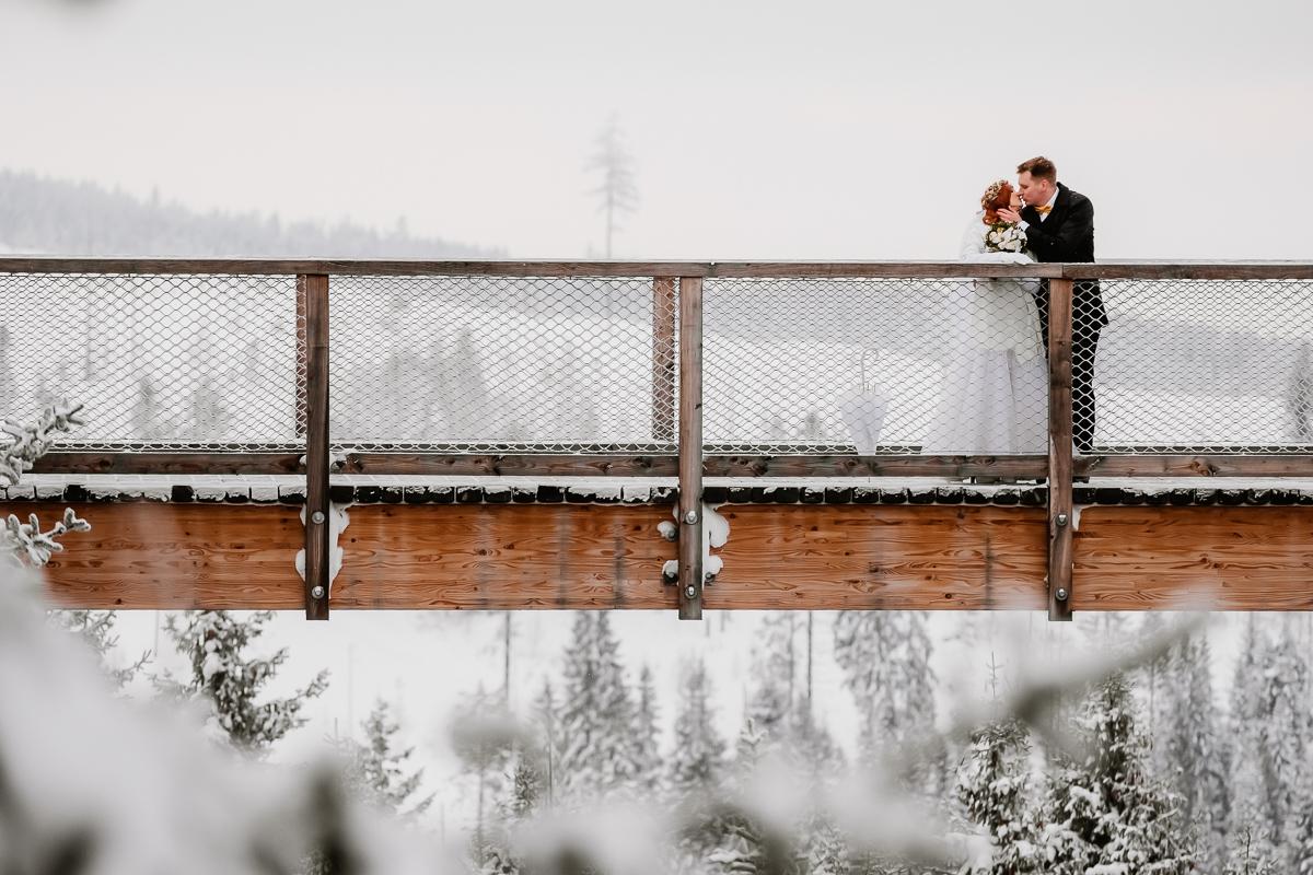 lub wesele sesja ślubna zimą w górach fotogenesis 216