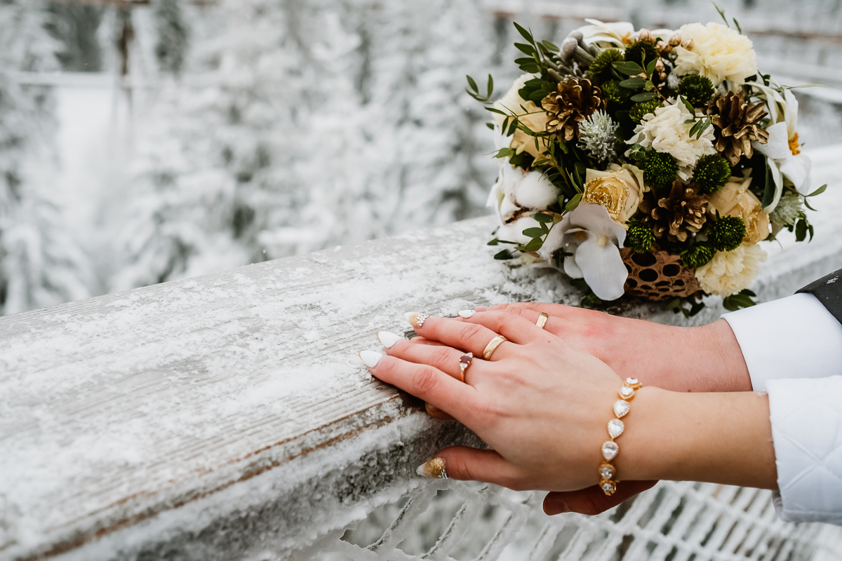lub wesele sesja ślubna zimą w górach fotogenesis 218